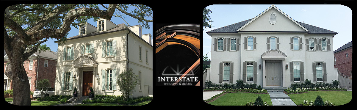 Interstate Windows and Doors - Showrooms in  Slidell and Metairie, Louisiana